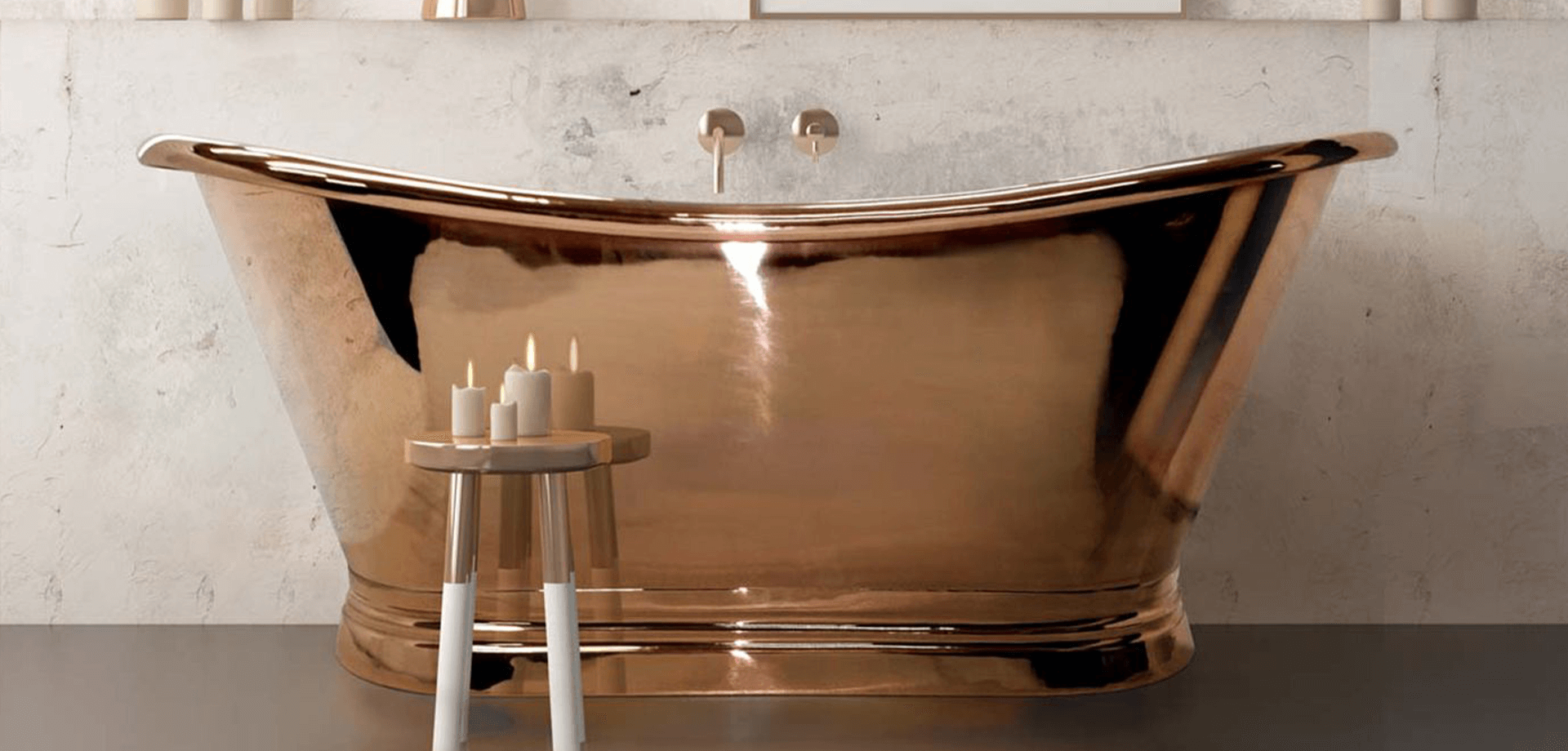The Aesthetic Beauty And Practical Benefits Of A Copper Bath