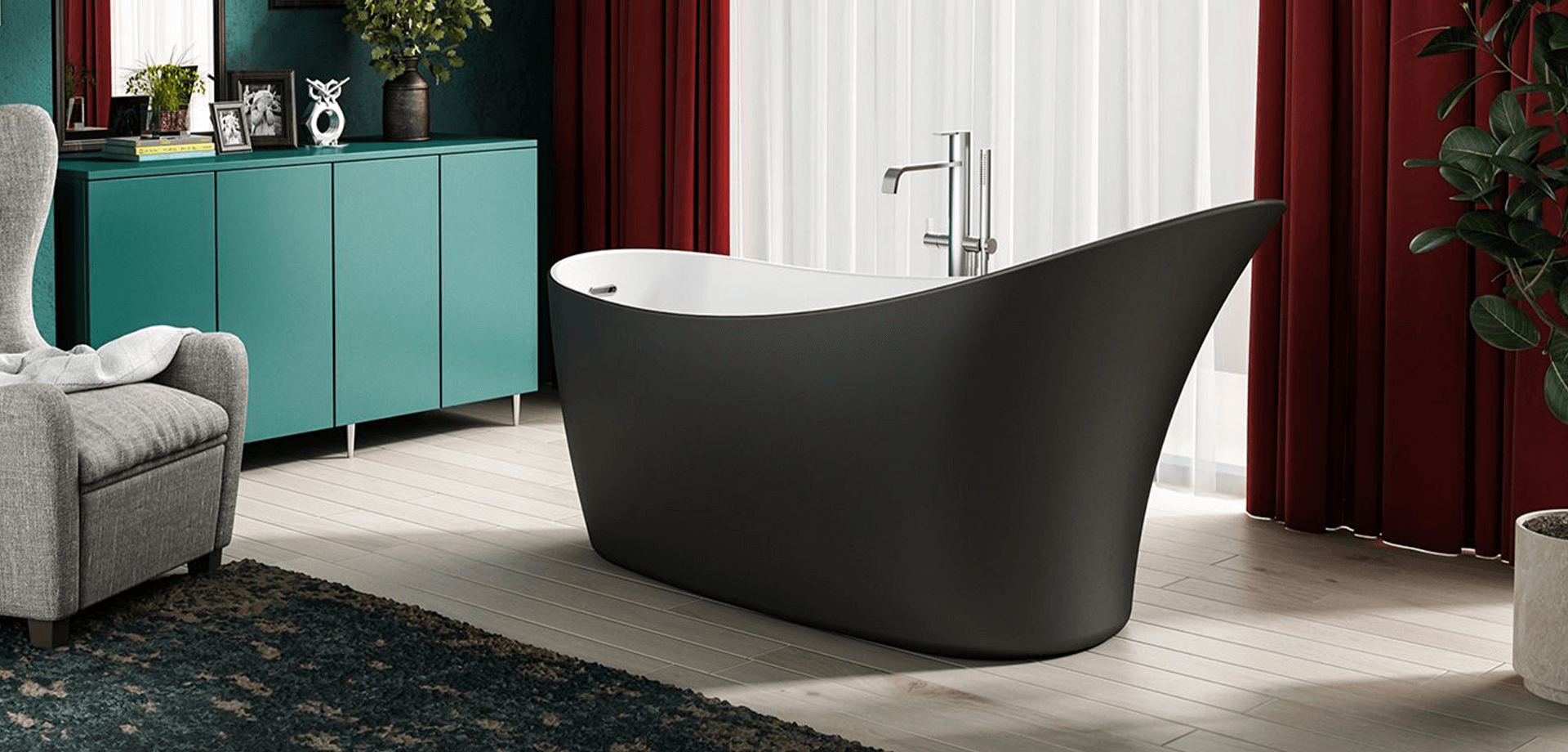 Your Complete Guide To Freestanding Baths